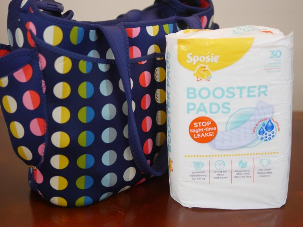 5 Must-Have Products for New Moms Featuring Sposie Diaper Booster Pads - Theresa's Reviews #SposieMoments