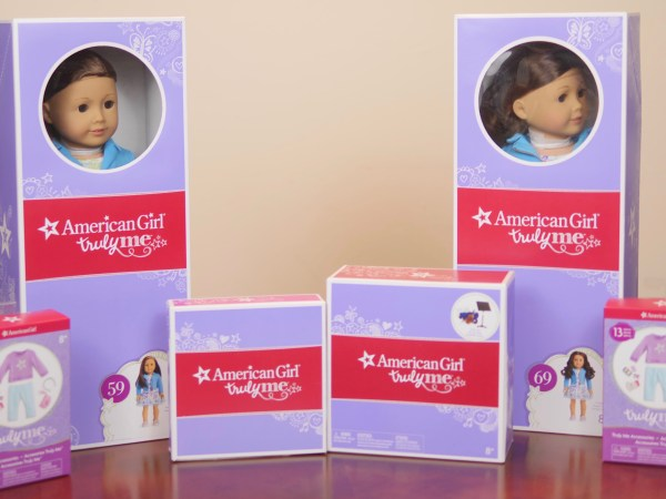 Expressing Yourself with American Girl Truly Me Dolls - Theresa's Reviews
