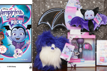 Vampirina: Ghoul Girls Rock! DVD, Gift Ideas & Giveaway - Theresa's Reviews