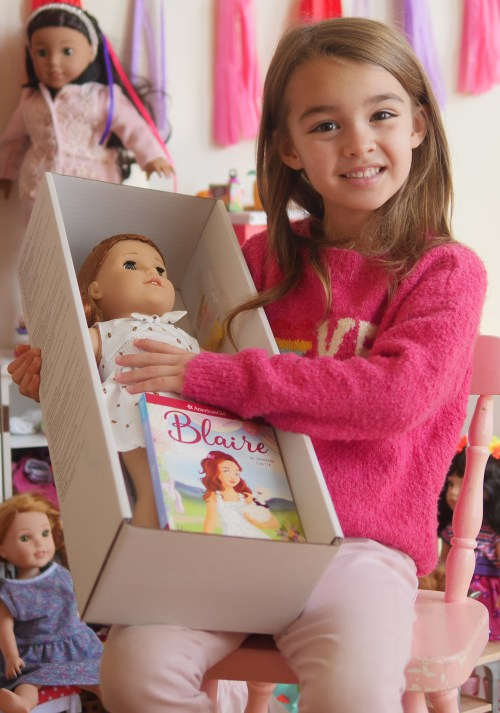 Meet Blaire Wilson: American Girl 2019 Girl of the Year & Giveaway! - Theresa's Reviews