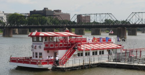 Weekend Family Getaway to Hershey and Harrisburg - Pride of the Susquehanna Riverboat Cruise - Theresa's Reviews