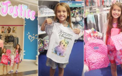Our Back to School Shopping Spree at Justice. Back to School Shopping for Girls. Theresa's Reviews