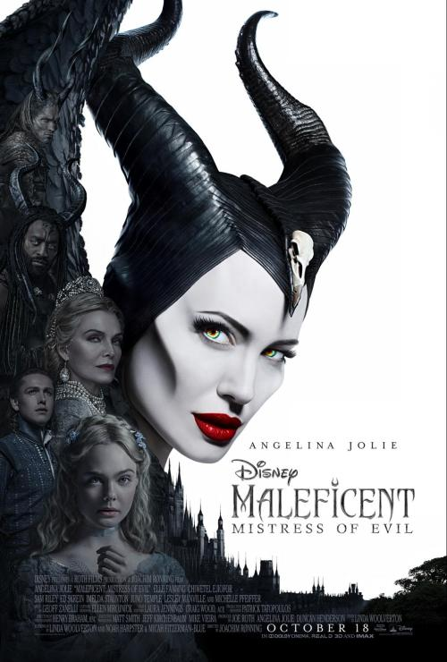 Maleficent: Mistress of Evil FREE Printable Activity Pack