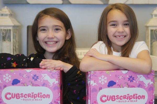 Build-a-Bear Cubscription UNBOXING - Theresa's Reviews