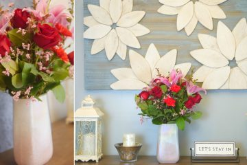Brighten Winter Farmhouse Decor by Gifting Yourself a Valentine's Day Bouquet