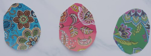 DIY: Wrapping Paper Egg Craft