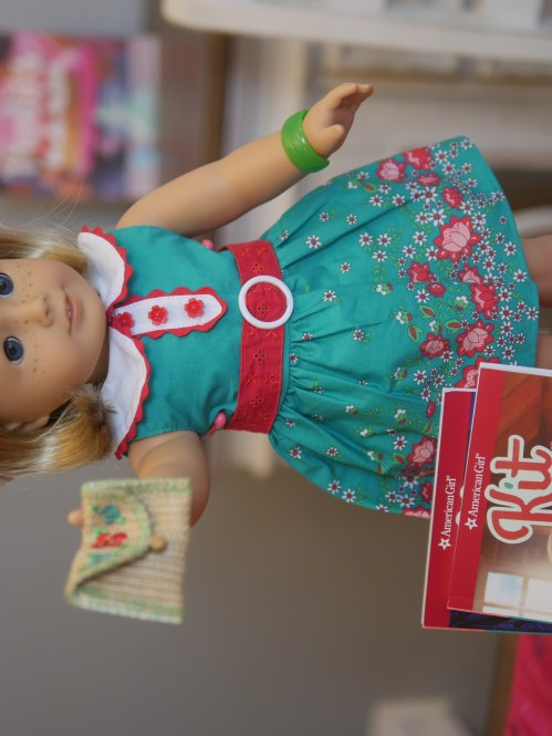 Depression-Era Chocolate Cake & Kit Kittredge American Girl Doll Giveaway