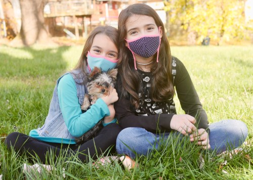 Staying Safe with Mightly Children's Clothing & Masks