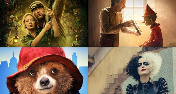Kid's Movies I'm Looking Forward to in 2021