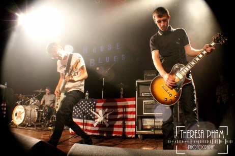 Man Overboard at the House of Blues Chicago in November of 2012