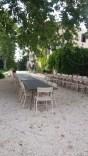 Domain de Blacons - Dining