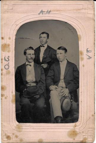 blog MATTHEWS Orlo and Aldin and James