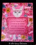 Cat rescue art, Pawffiti, cat painting, cat art, cat mom gift