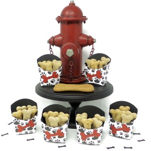 Puppy Party Bone Boxes, MIsfit Manor Shop