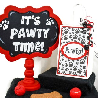The Red Pawty Collection