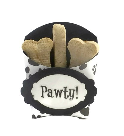 Dog Pawty Favors, Misfit Manor Shop