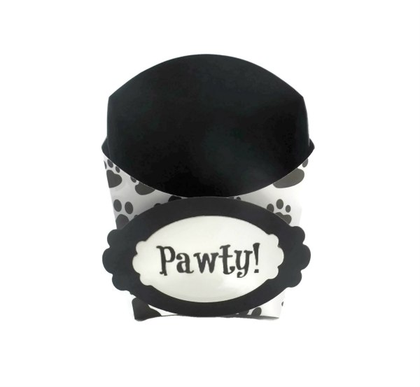 Dog Pawty Favors, Misfit Manor Shop