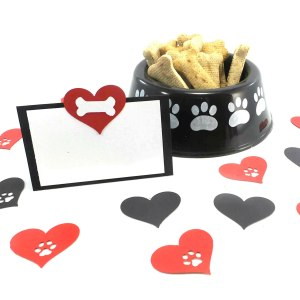 Dog Party Place Cards, Misfit Manor Shop