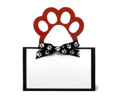 Dog Party Place Cards, Misfit Manor Shop