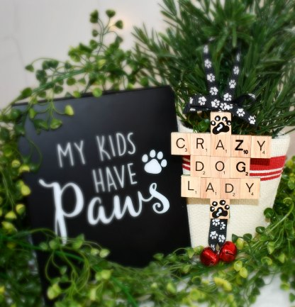 Crazy Dog Lady Christmas Gift