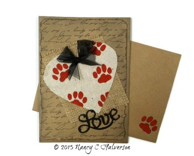 Pet Rescue and Adoption Card