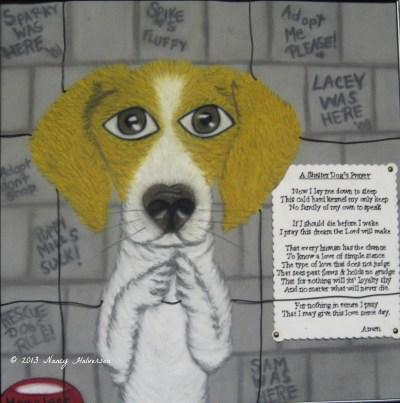 Dog Rescue Art