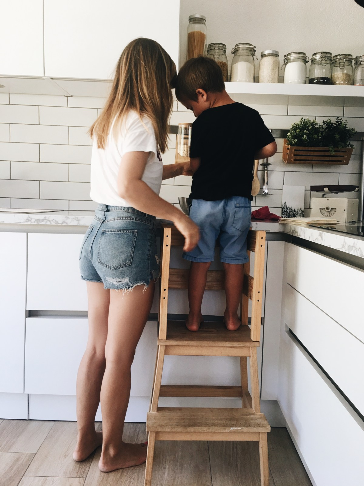 montessori tour diy ikea blog maman suisse theresandthekids