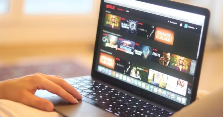 Mon top 5 Netflix