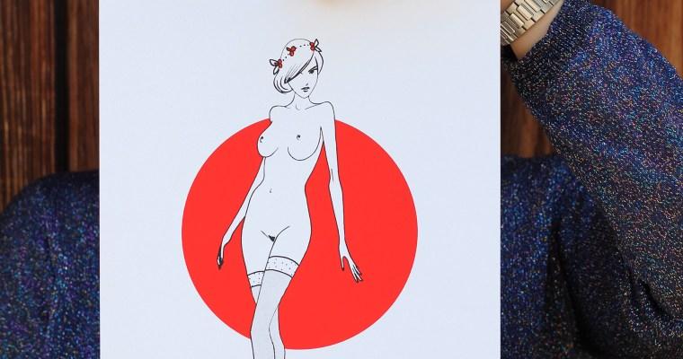 Les illustrations sur mesure de Groseille