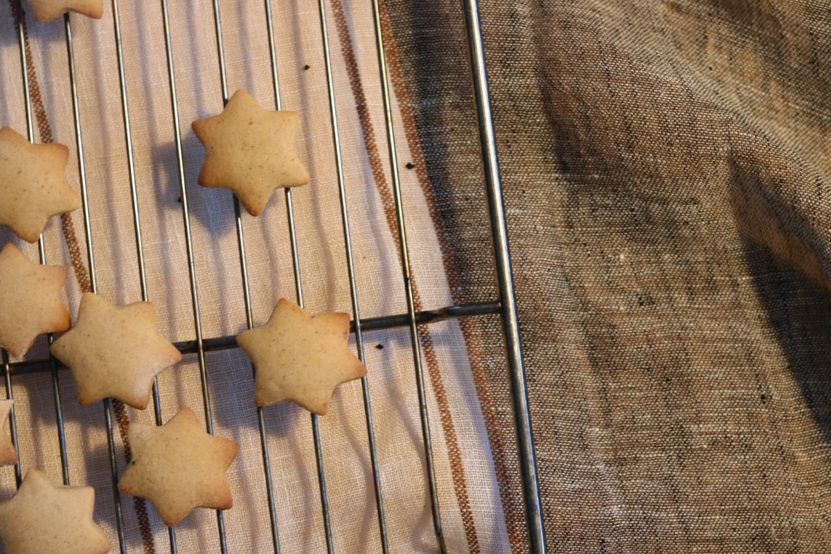 Des biscuits sans gluten
