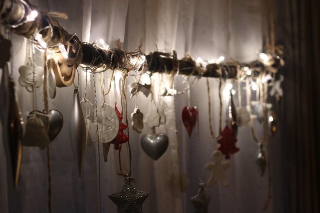 décoration noel branche blog thereseandthekids