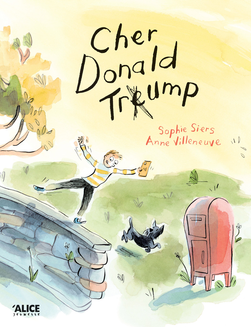trump litterature jeunesse blog suisse thereseandthekids trump lecture enfant