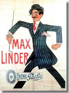 'Max Linder', productora Pathé