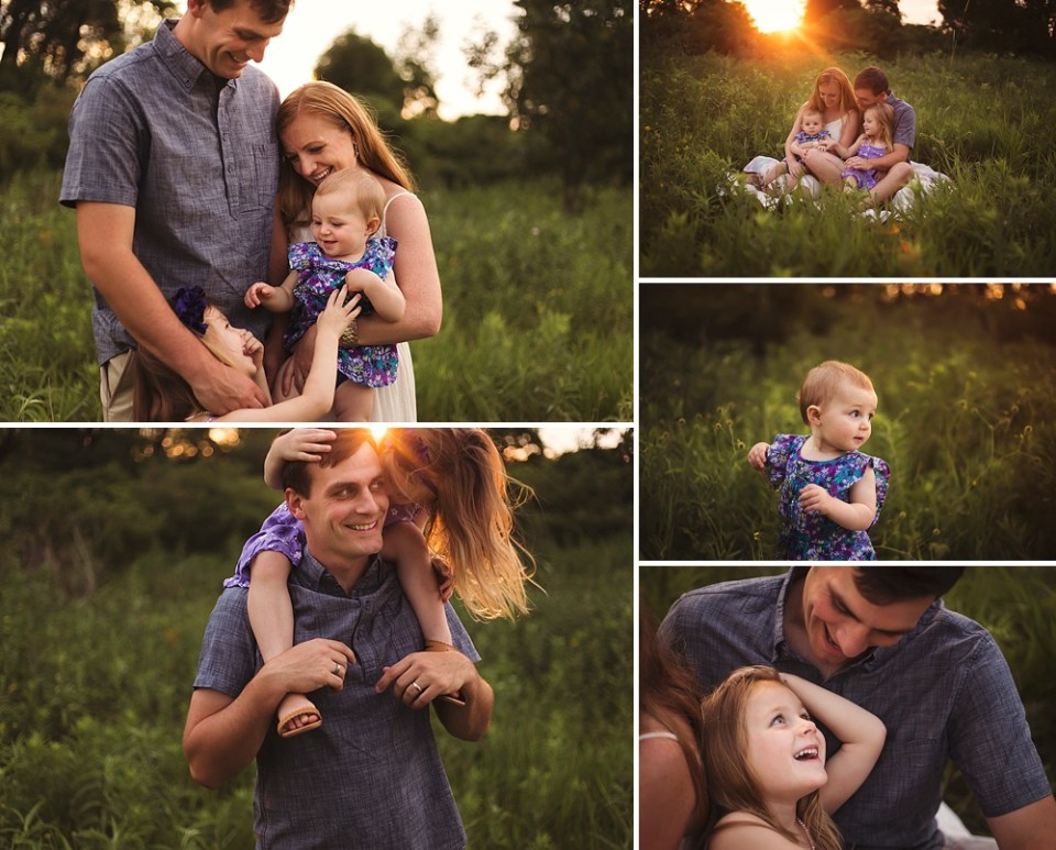 family lifestyle photography with snuggles