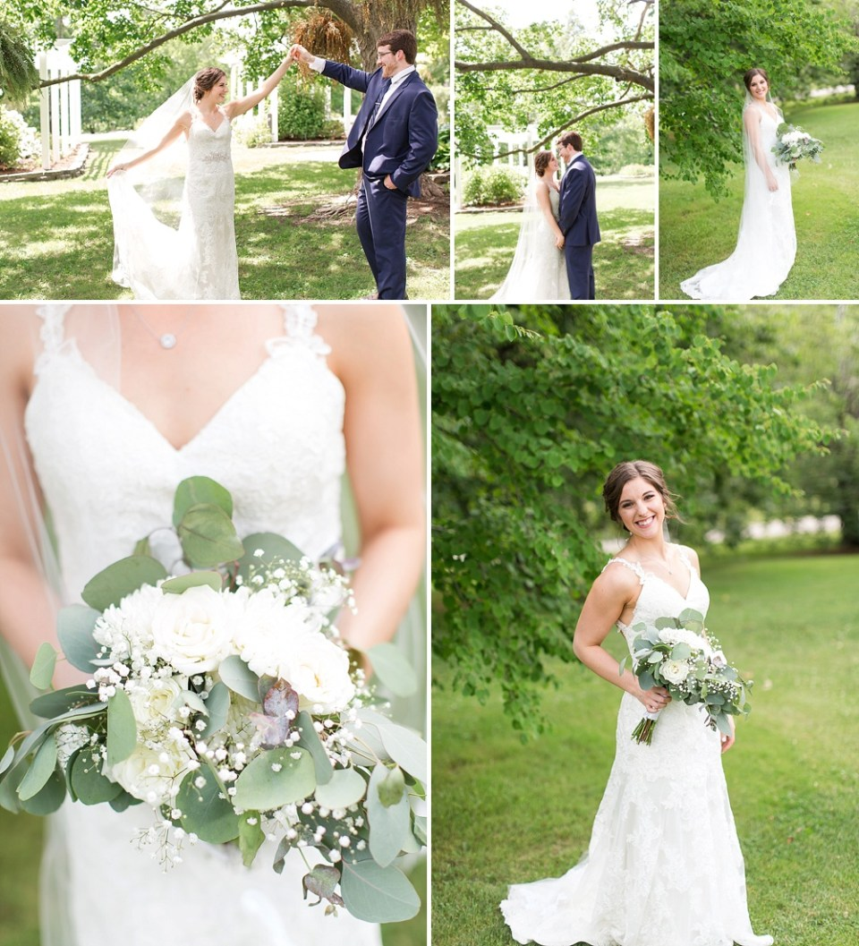 Learn wedding poses from skilled photographers
