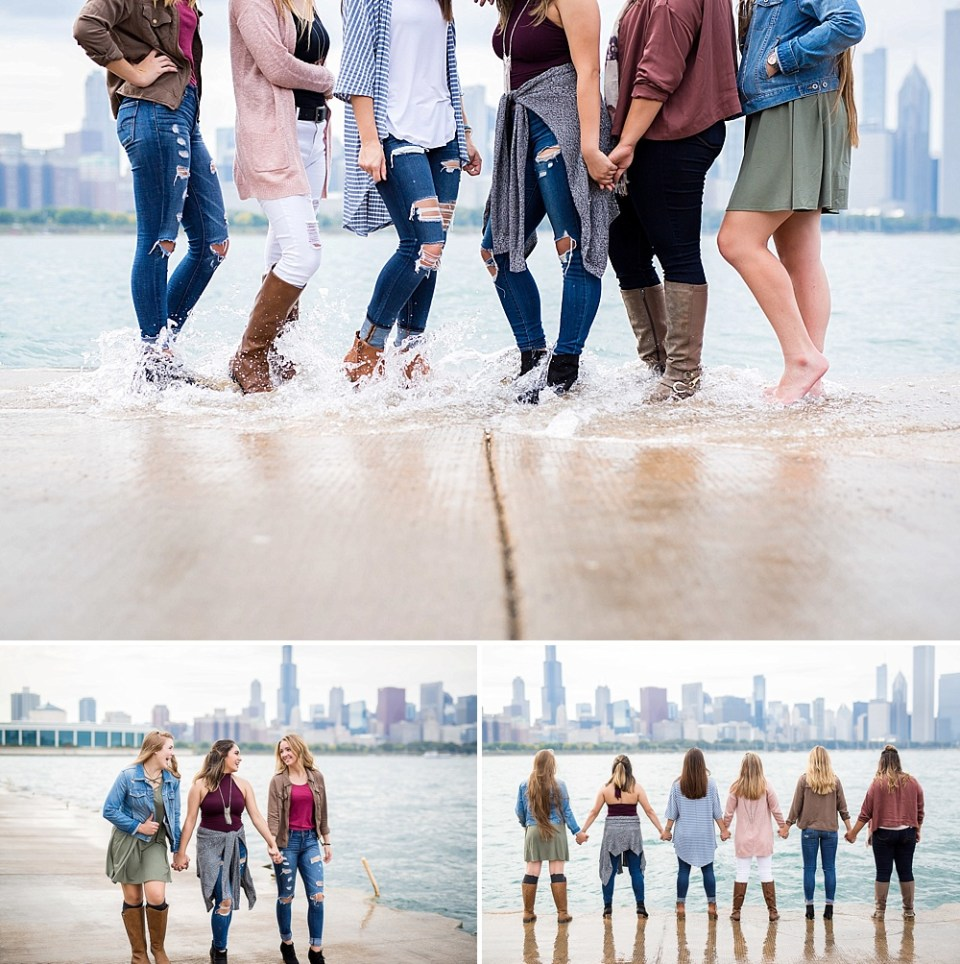 senior photos in Chicago