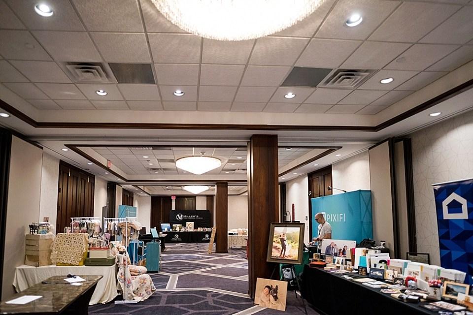 vendor expo space