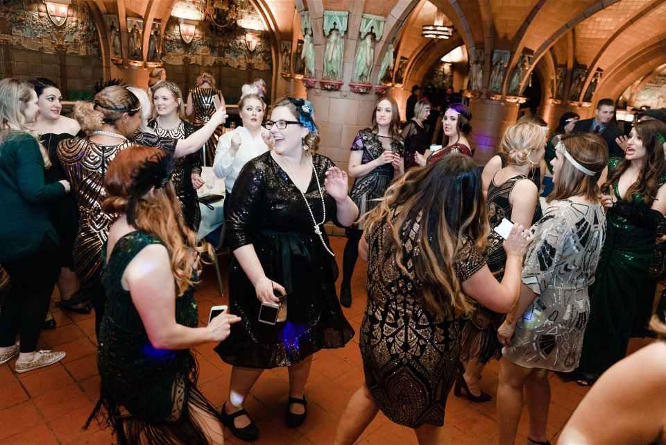 Seelbach hotel Rathskeller ballroom gala