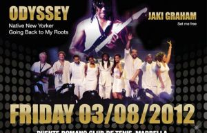 Chic and Odyssey in concert