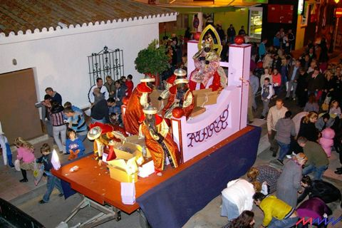 Three Kings Manilva