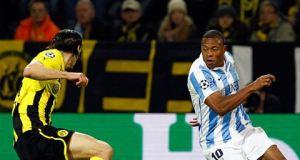 Dortmund v Malaga