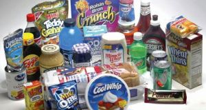 Foods high in glucose syrup
