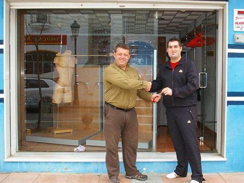 Charity Shop in Sabinillas