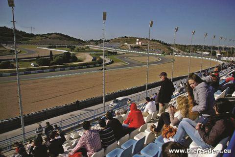 Jerez-testing