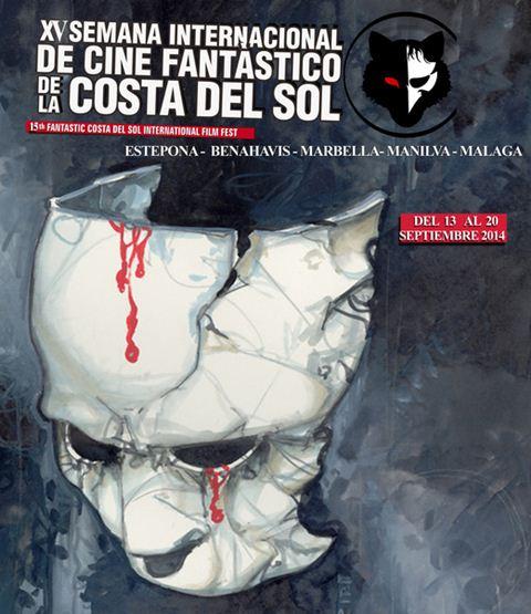 15th Costa del Sol Horror and Fantasy Festival 2014