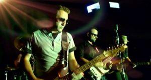 Stu Whitwell guitars, Nolan Frendo vocals, Justin Pou Bass