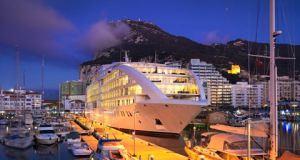 Sunborn Hotel in Gibraltar