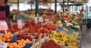 Farmers Market in Estepona