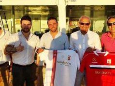 Sunborn sponsors Europa Point FC