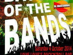III El Intercambio Battle of the Bands Poster